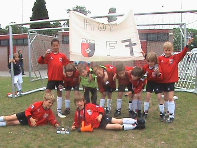 Tijdje terug (3) 2009: Kampioen F7 heeft trouwe leden en speciale foto's