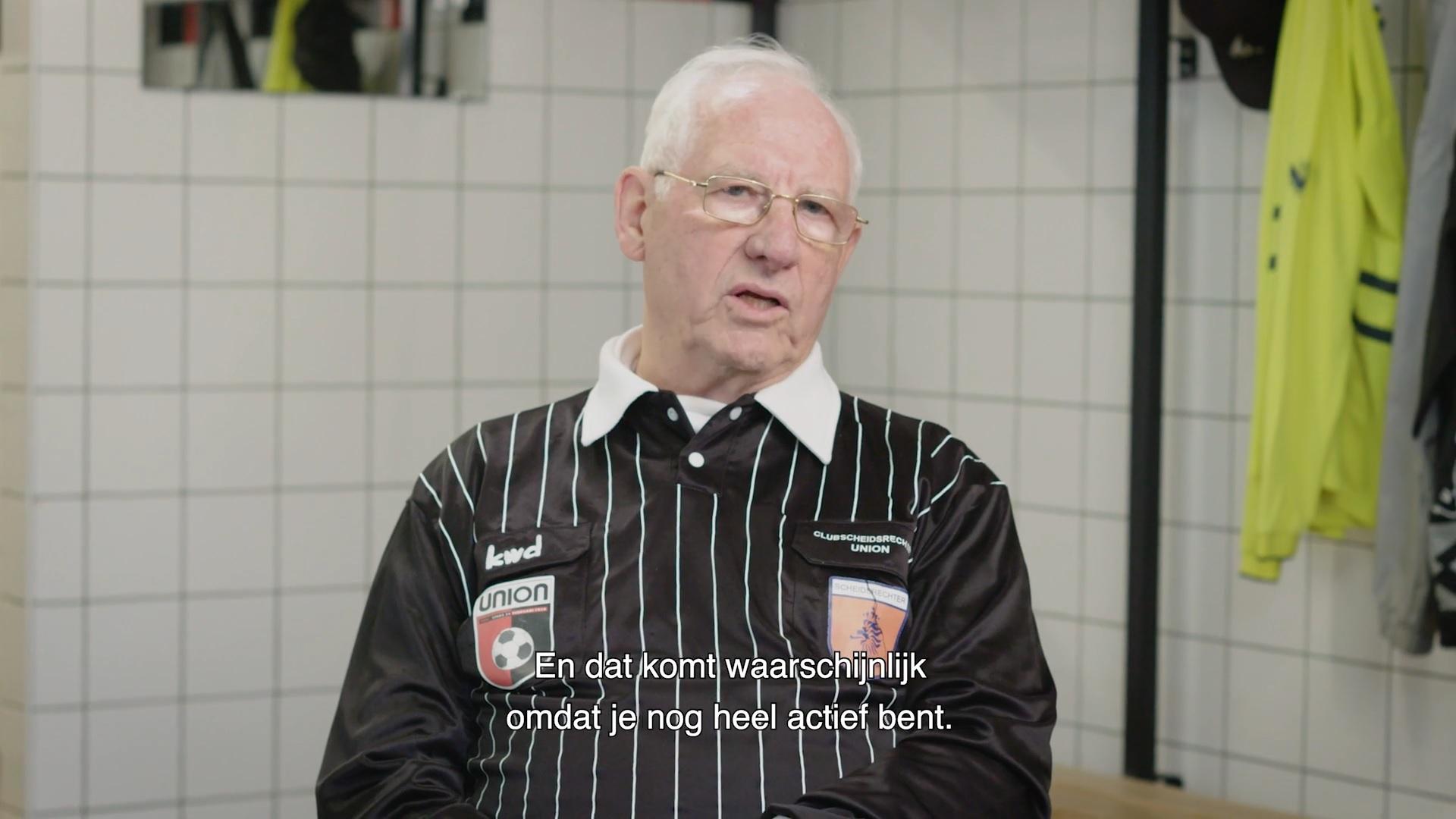 Jo Heijmink pakt hoofdrol in mini-docu over ouder worden