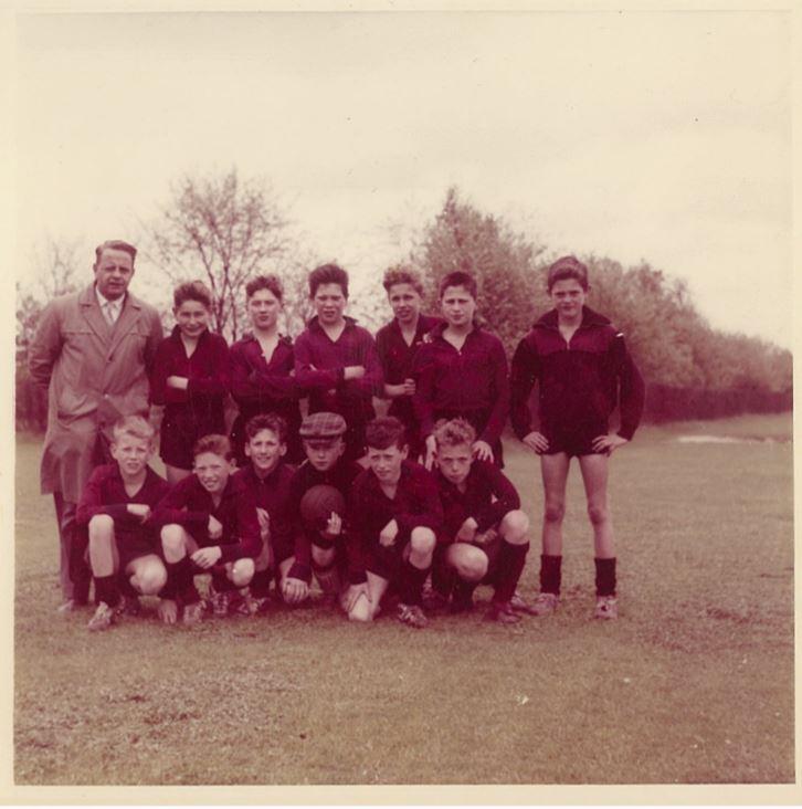 Tijdje terug (4) 1963: Aardige voetballers waren we