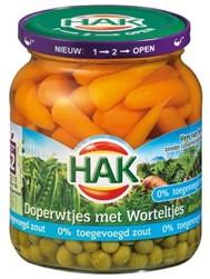 Je moet de groente van ha(c)k hebben...