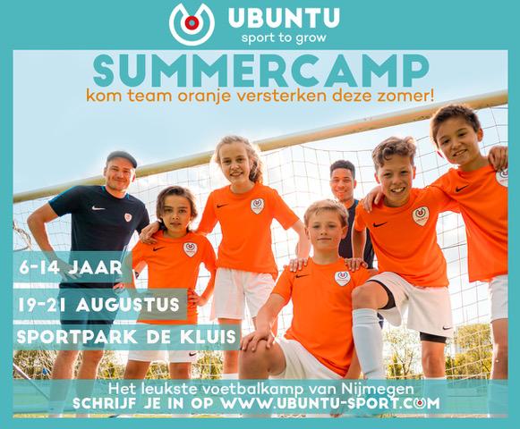 Train je skills tijdens het Ubuntu Summercamp!